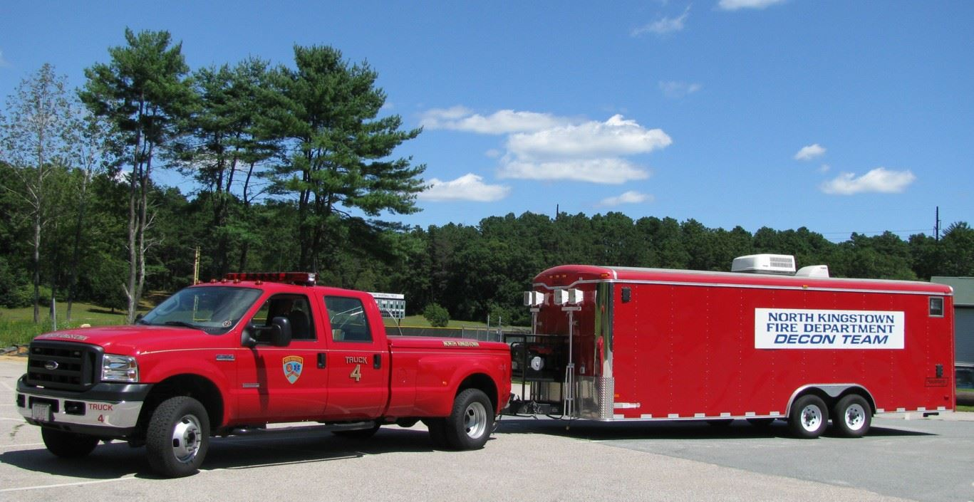 North Kingstown Decon Team 2011