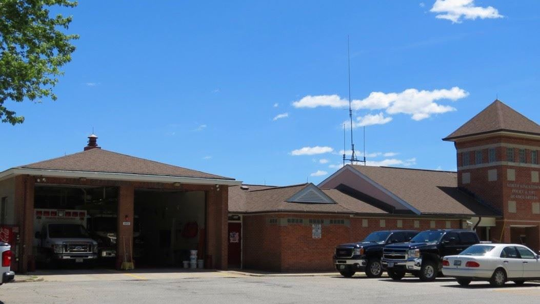 North Kingstown Station 1 HQ 2014