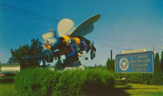U.S. Naval Air Station Sign 2