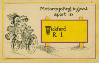 Motorcycling is a great Sport Image