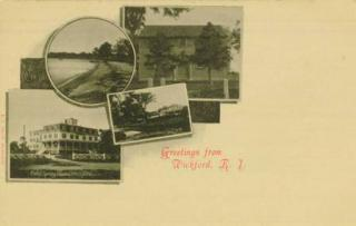 Collage of Wickford Images