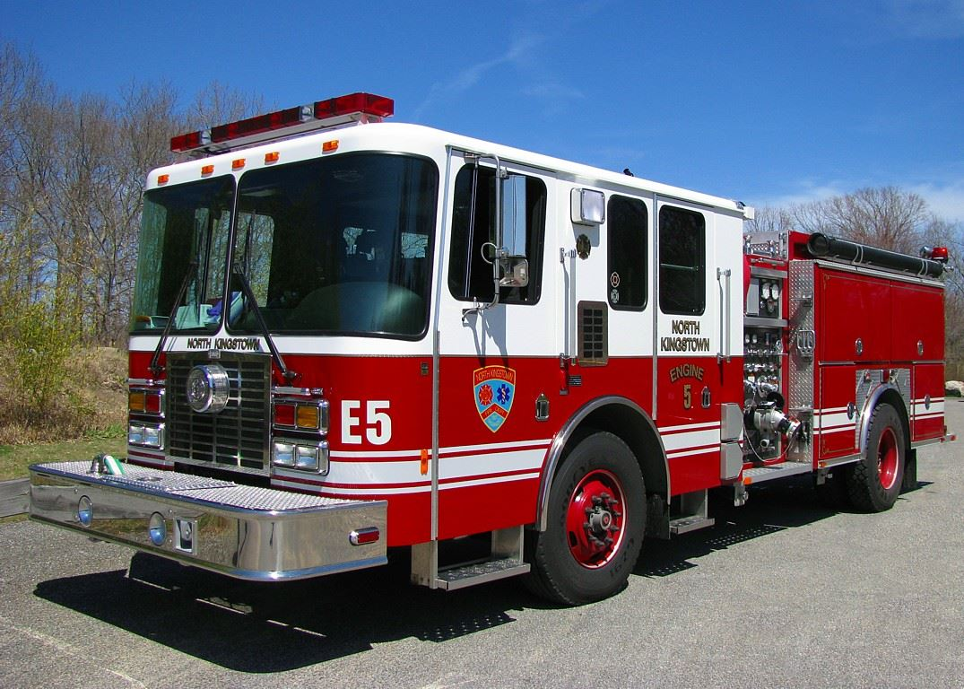 North Kingstown Engine 5