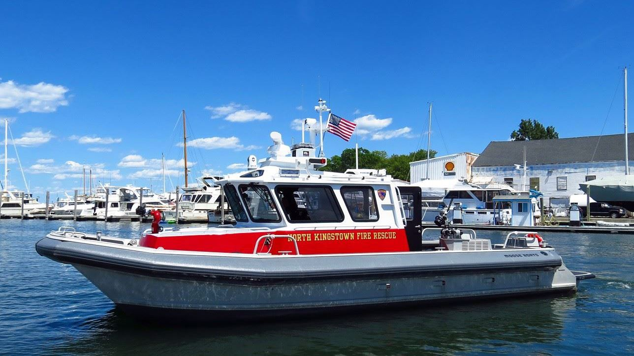North Kingstown Marine 5 2014s
