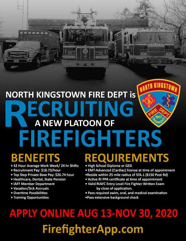 NKFD Recruitment