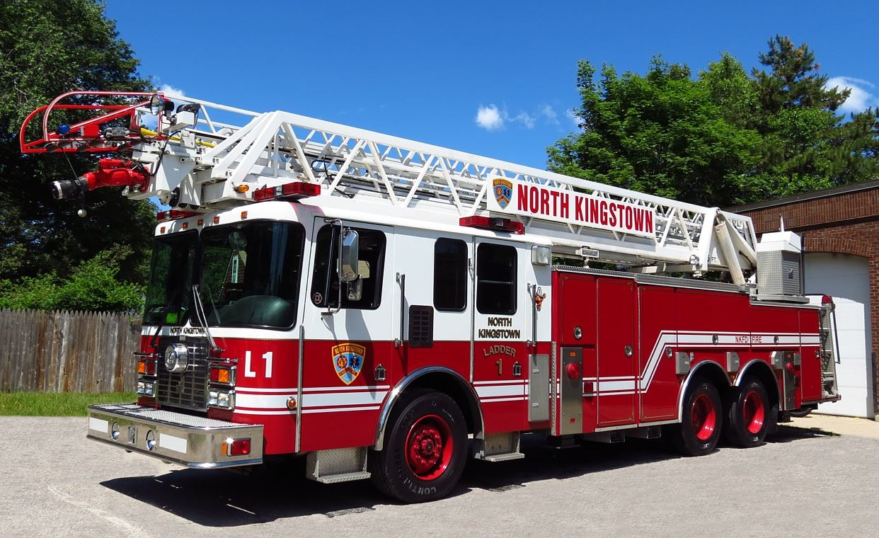 North Kingstown Ladder 1 2014s