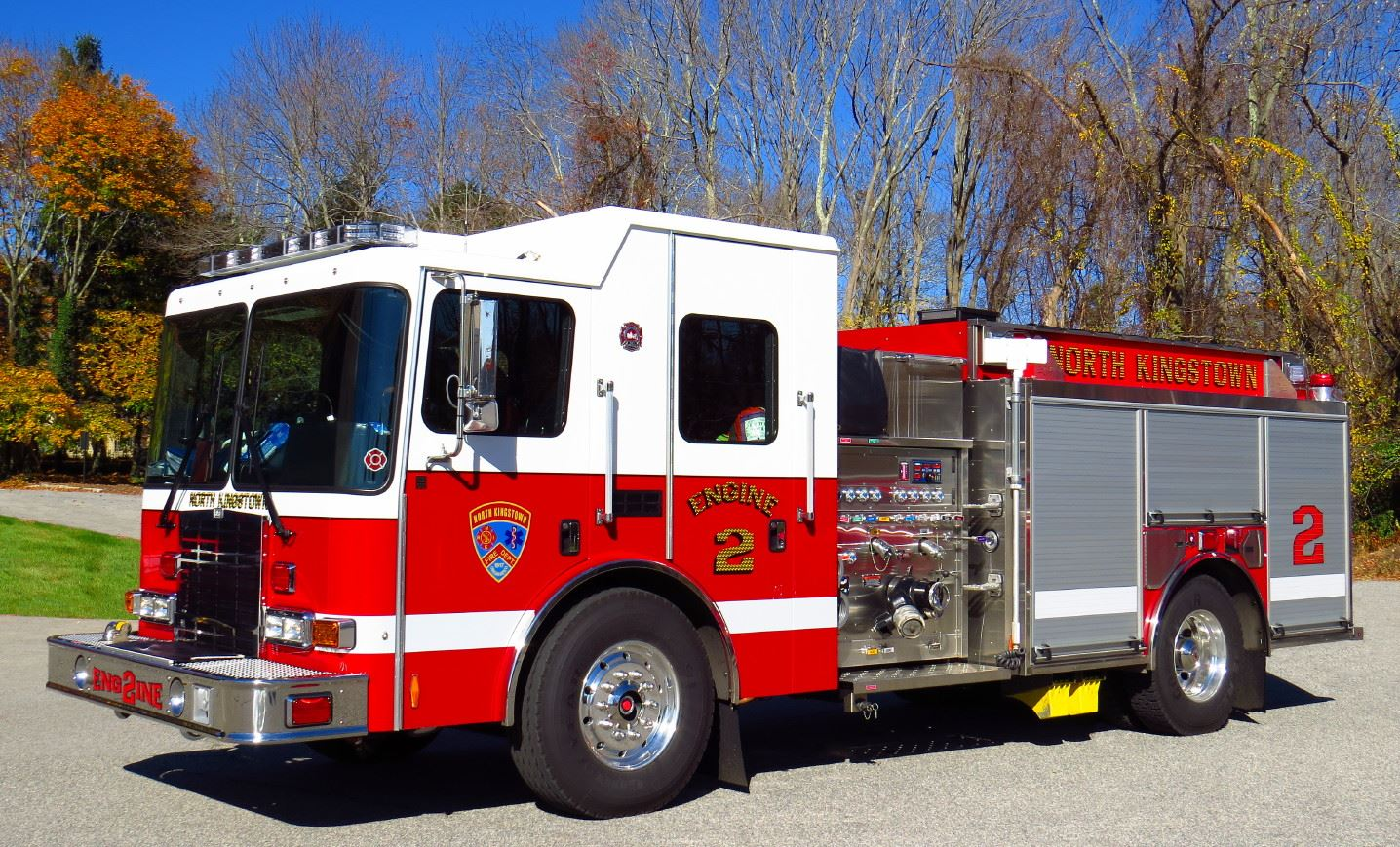 North Kingstown Engine 2