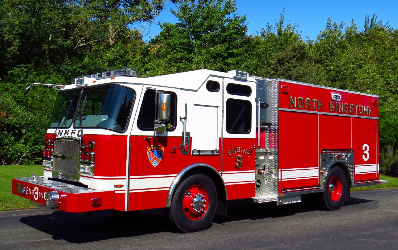 North Kingstown Engine 3 2015