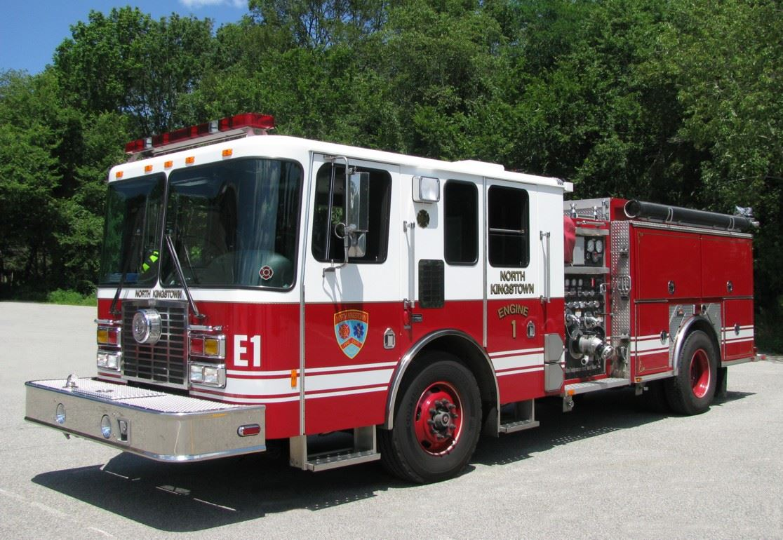 North Kingstown Engine 1